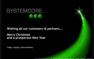 Merry Christmas from SystemCore
