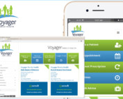 Voyager Family Health Hampshire. New website