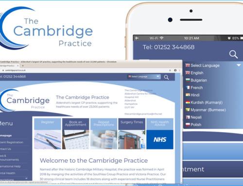 November 2019 – Cambridge Practice