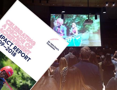 January 2020 – Sir John Cass's Foundation 'IMPACT' report launch event