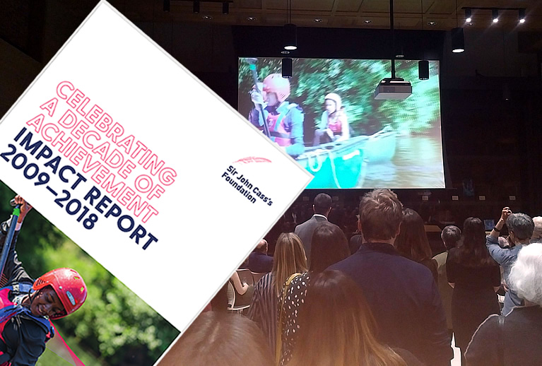 Image of Cass IMPACT report launch event