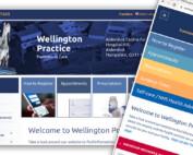 Wellington Practice new website image