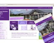 Princes Gardens Surgery website image