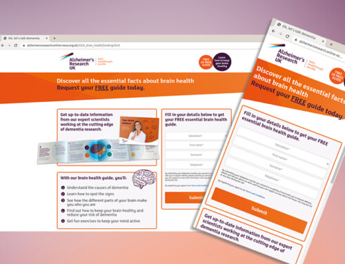 November 2020 – Alzheimer's Research UK
