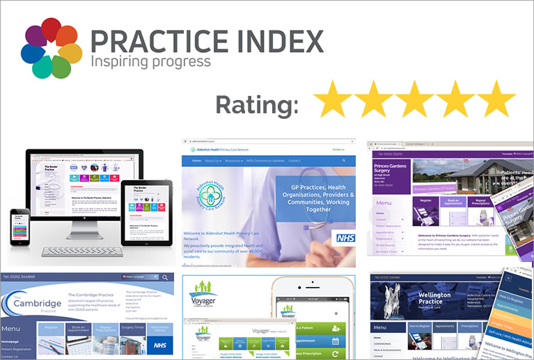 SystemCore Practice Index 5 Star Rating